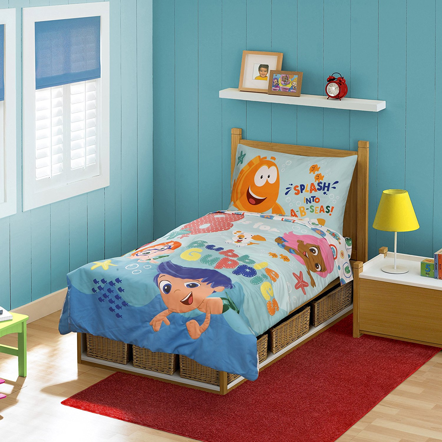 Bubble Guppies Bedding | Call of Duty Bed Comforter | Hot Wheels Bedding Twin