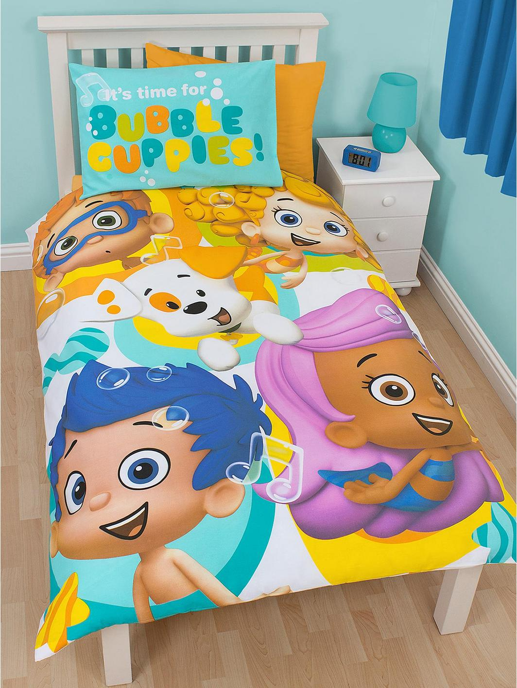 Bubble Guppies Bedding | Lego Comforter | Bubble Guppies Bedding