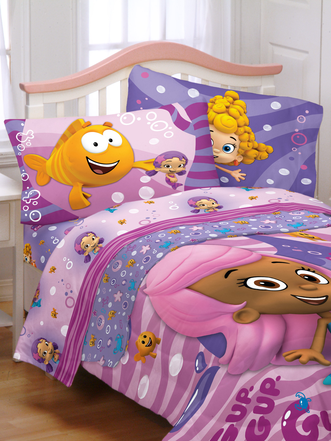 Bubble Guppies Bedding Set | Bubble Guppies Twin Bedding | Bubble Guppies Bedding