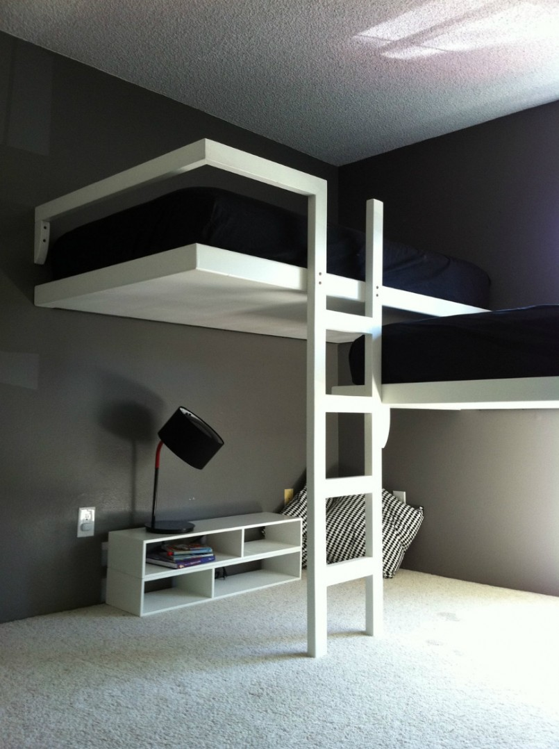 Bunk Room Ideas | Modern Bunk Beds | Cool Bunk Beds For Adults