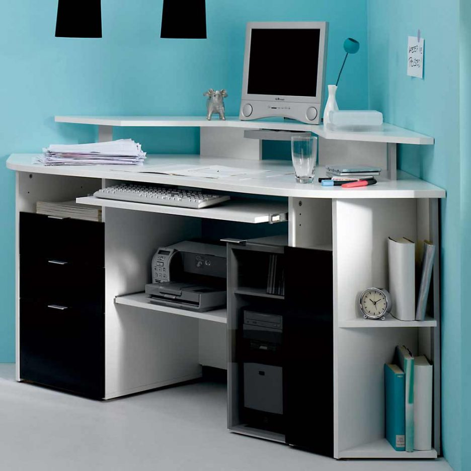 Perfect Style of Office Depot Desks for Your Workspace Ideas: Cheap L Shaped Desk | Office Depot L Shaped Desk | Office Depot Desks