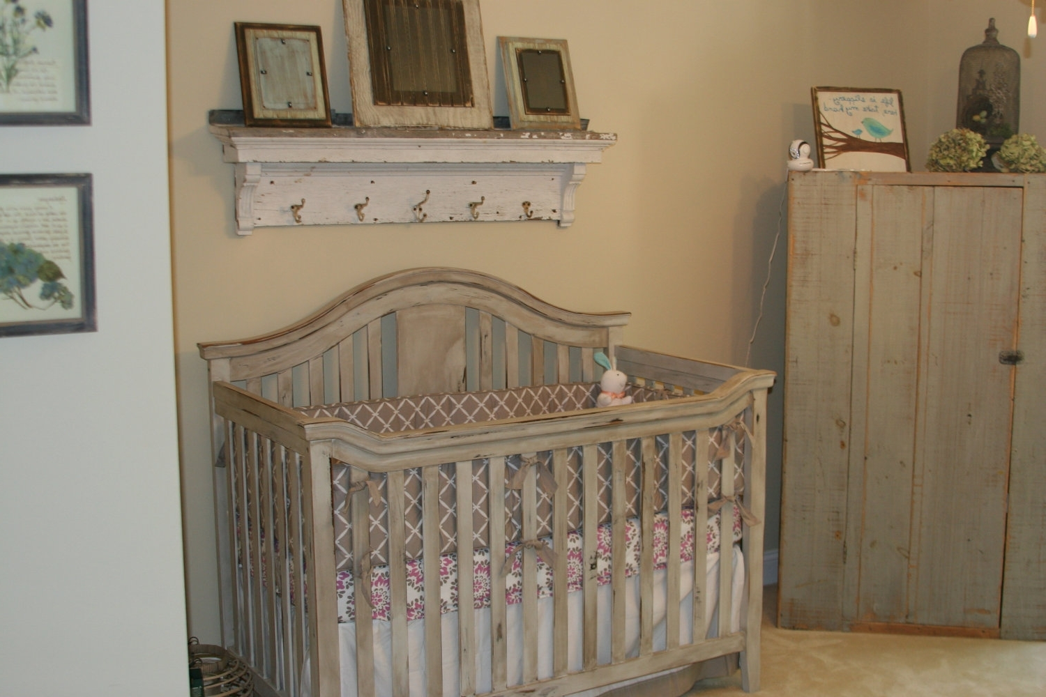 Bedroom Best Nursery Collections With Restoration