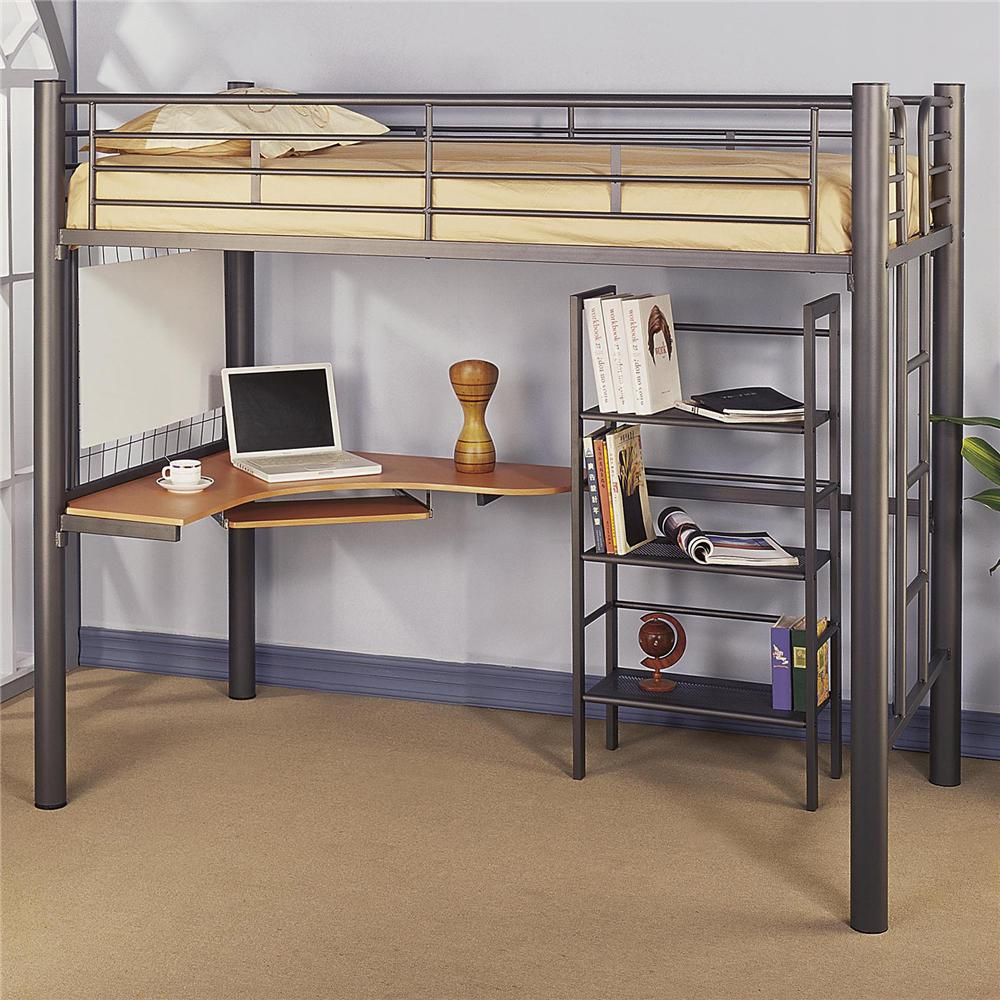 Chic Canwood Beds | Cozy Canwood Loft Bed