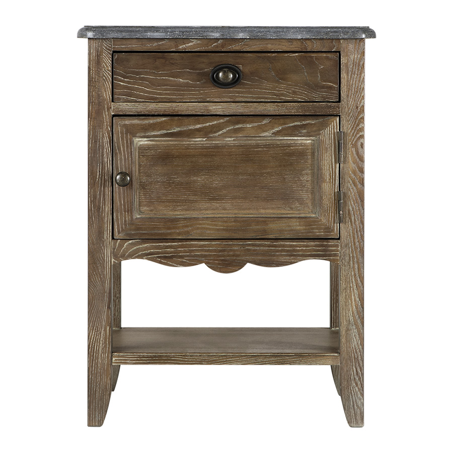 Chic Mango Wood Nightstand | Magnificent Rustic Nightstand Inspirations