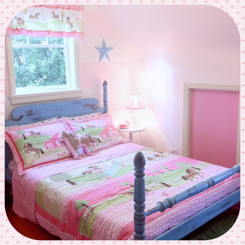 Circo Girls Bedding | Full Size Fire Truck Bedding | Horse Bedding For Girls