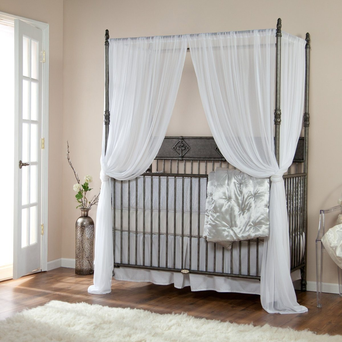 Best Nursery Collections with Restoration Hardware Cribs Design: Colette Crib | Natart Crib Reviews | Restoration Hardware Cribs