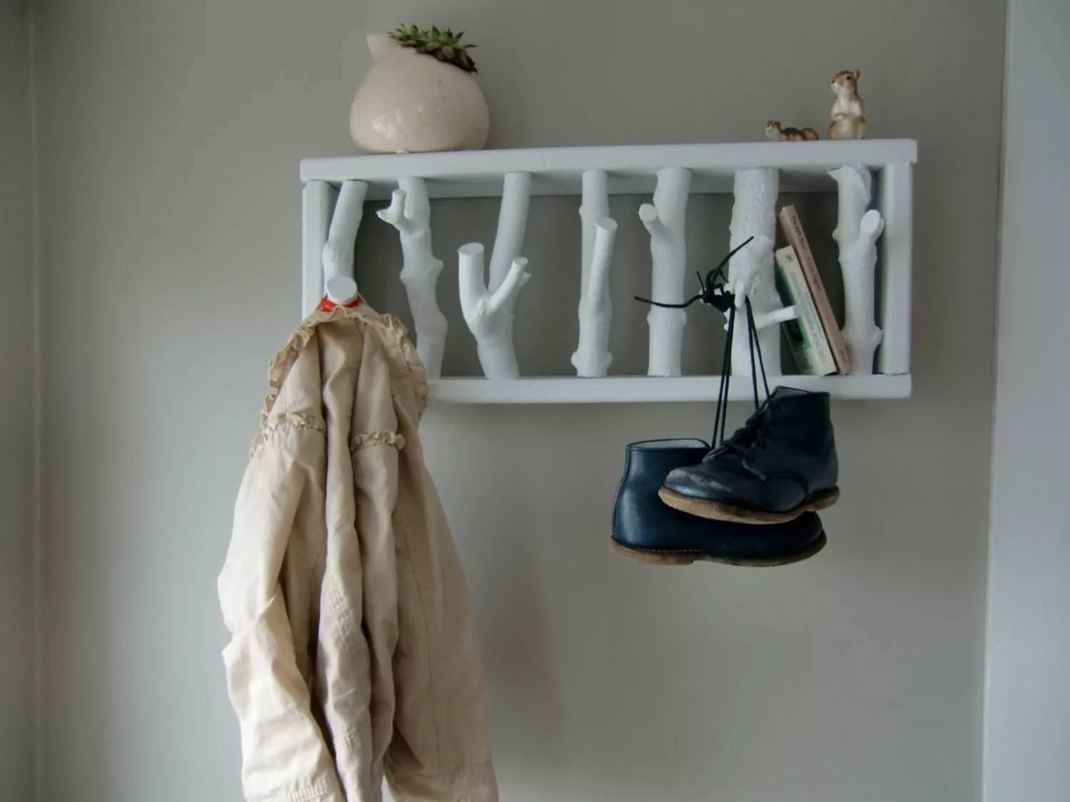 Cork Board Clips | Cubicle Coat Hook | Hanger Coat Rack