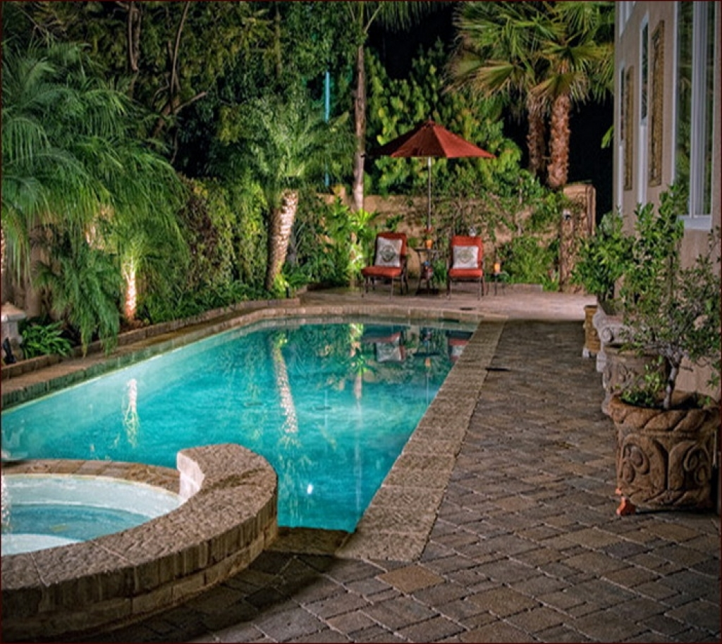 Cost of Gunite Pool | Backyard Pool Designs | Lombardo Pools