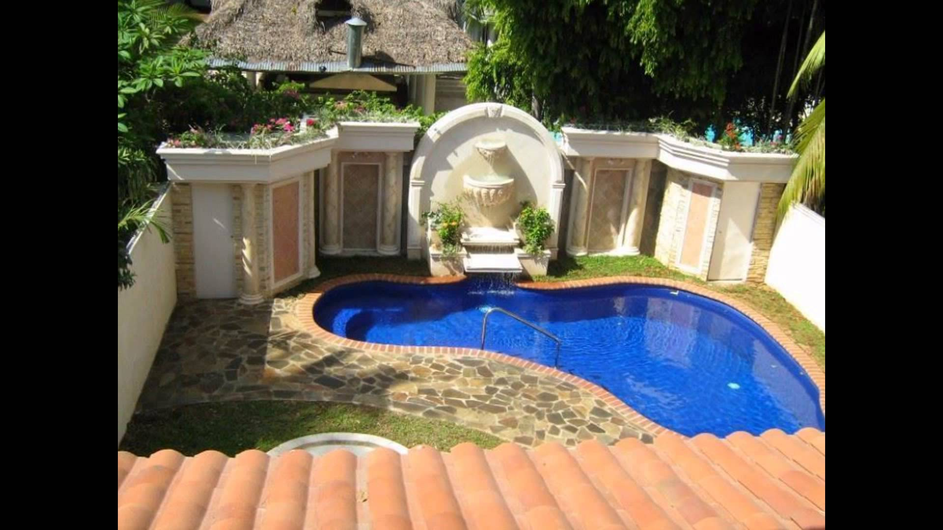 Cost Of Infinity Pool | How To Build An Inground Pool | Backyard Pool Designs