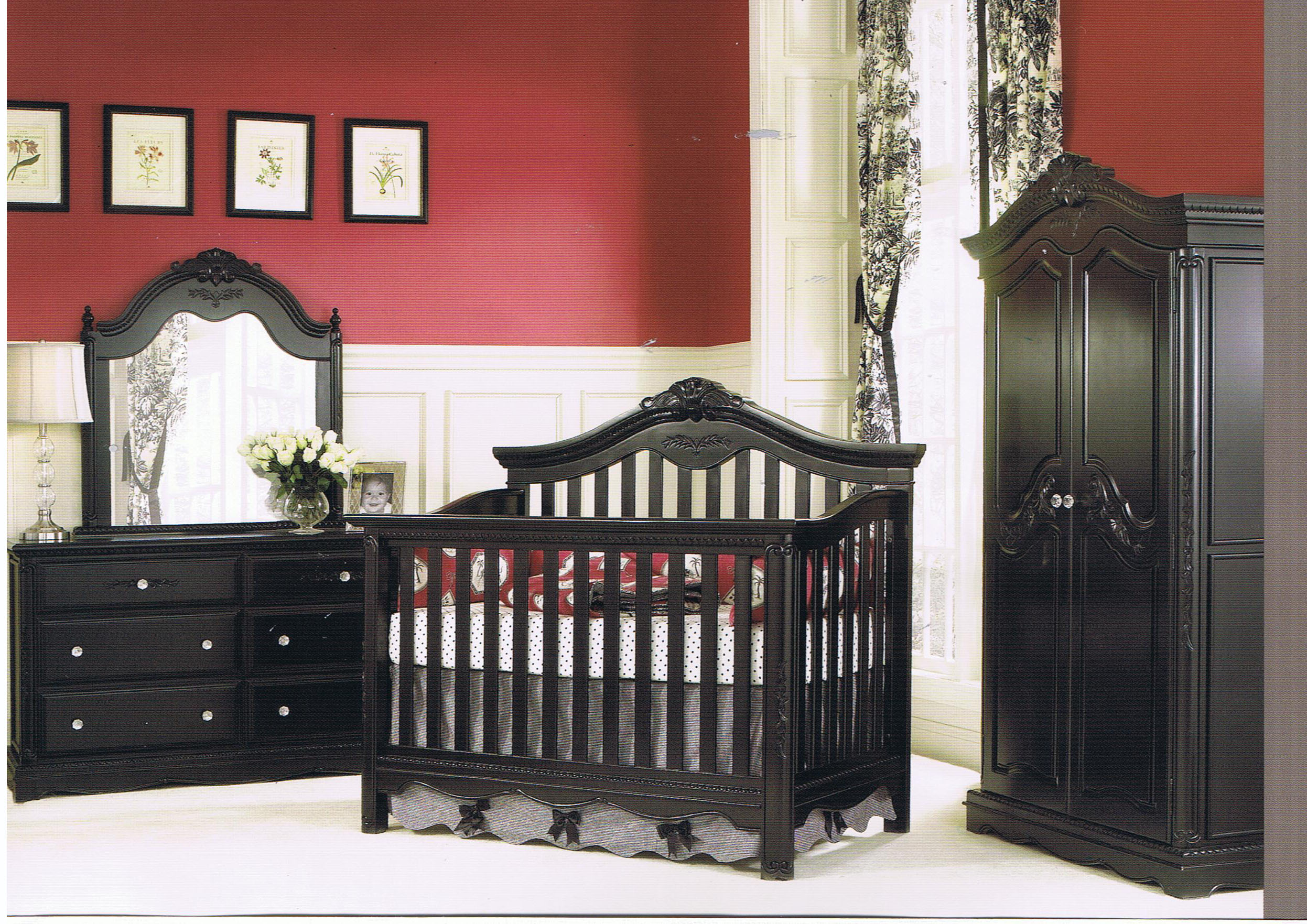 Crib Spindle Covers | Restoration Hardware Cribs | Baby Crib Carousel