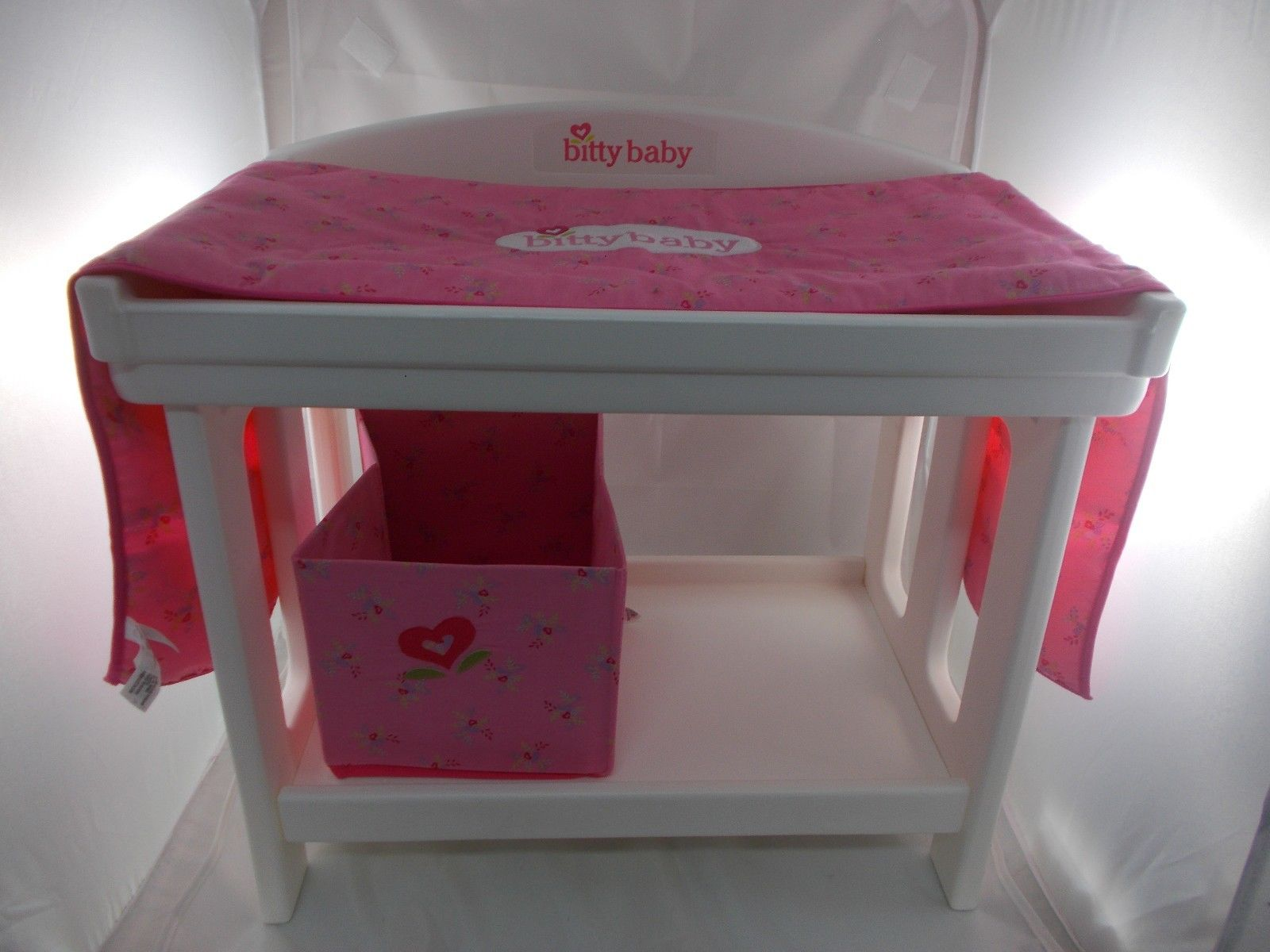 Davinci Kalani Changing Table | Baby Diaper Changing Table | Bitty Baby Changing Table