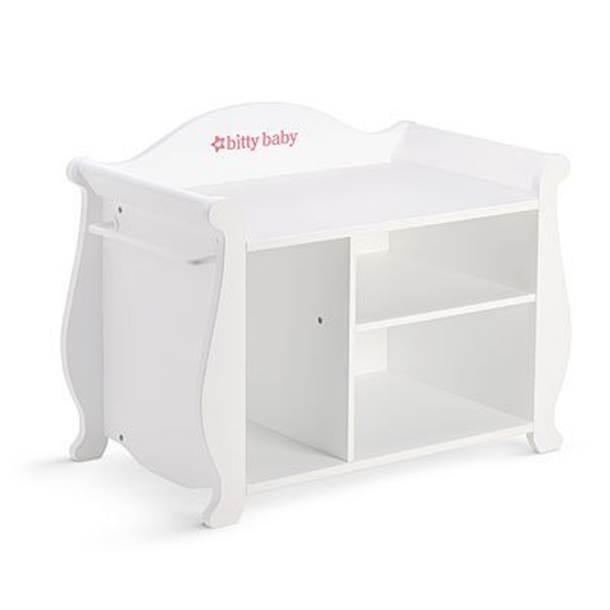 Espresso Changing Table | Bitty Baby Changing Table | Ikea Gulliver Changing Table