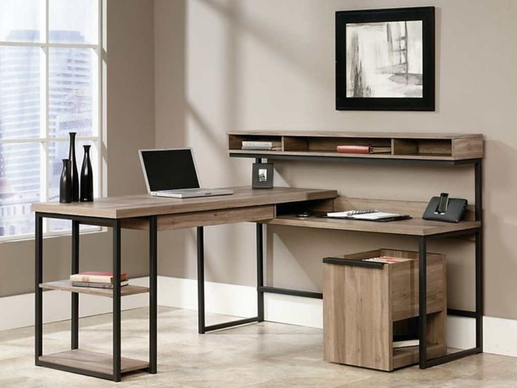 Office Depot Glass Computer Desk For Executive L Shaped