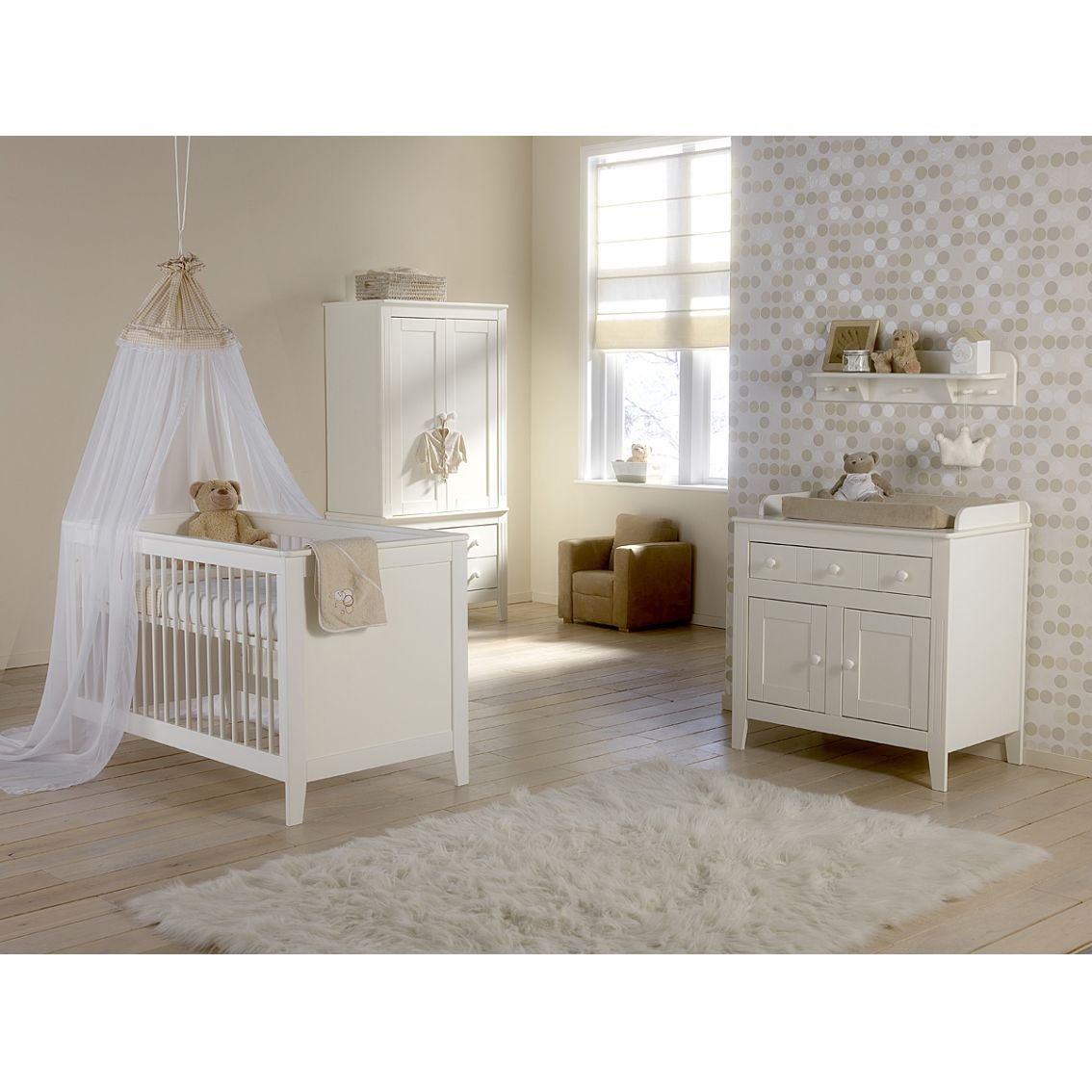 Fancy Baby Cribs | Restoration Hardware Cribs | High End Cribs