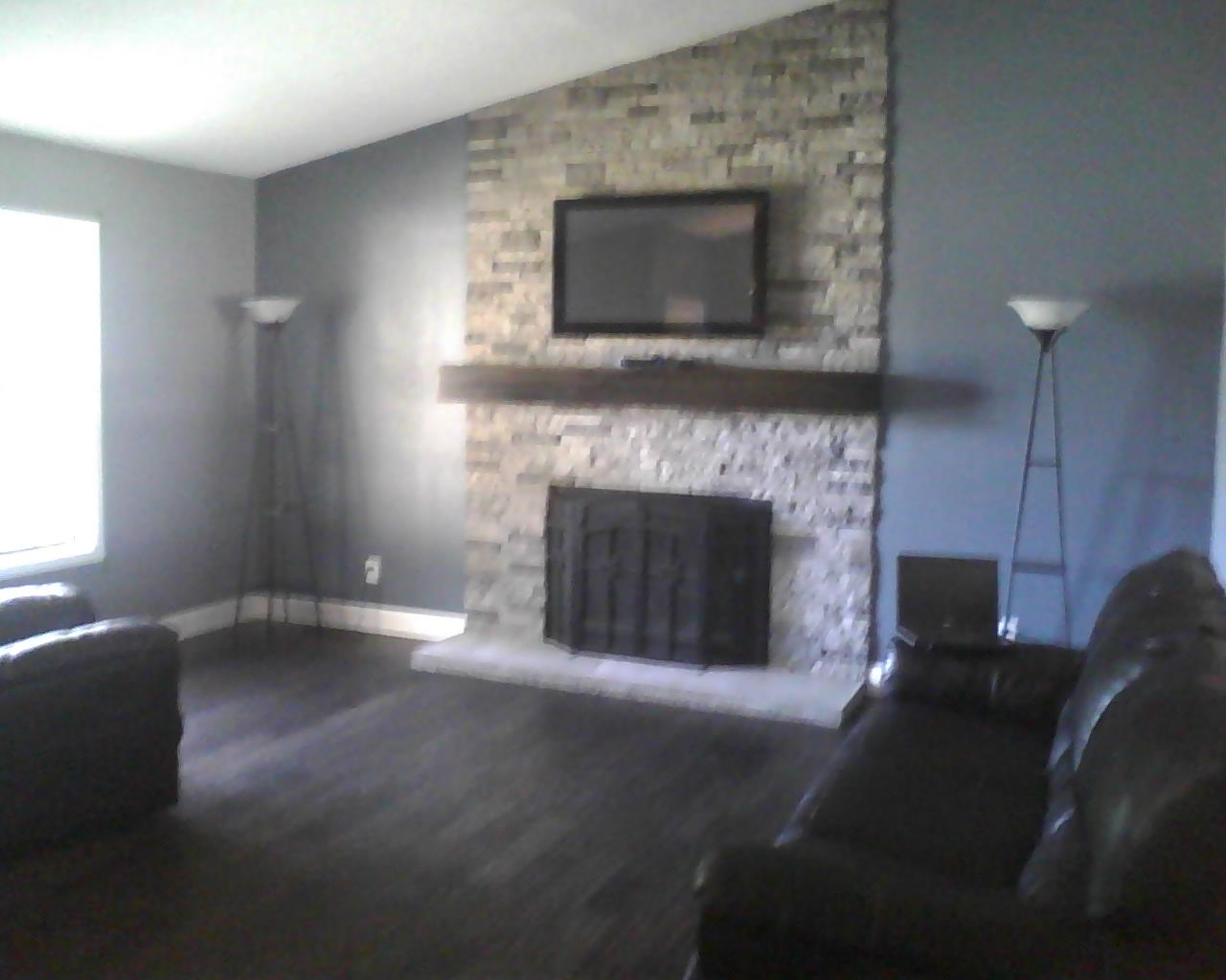 Faux Stone Post Wraps | Stone Veneer Lowes | Stone Veneer Fireplace