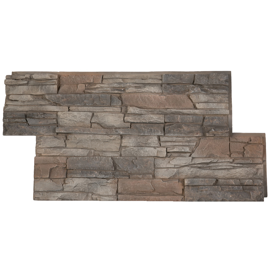 Faux Stone Wall Panels | Stone Veneer for Fireplace | Stone Veneer Lowes