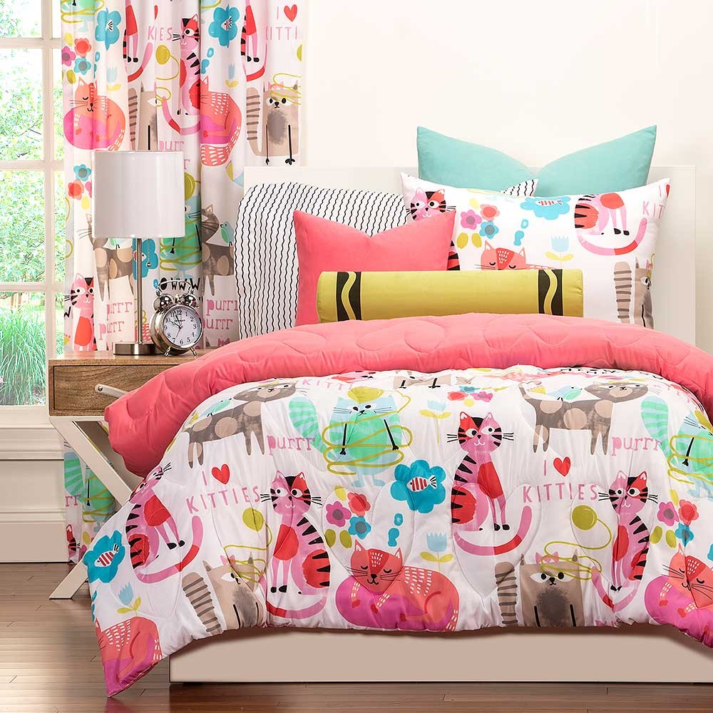 Garnet Hill Horse Bedding | Horse Pony Bedding | Horse Bedding for Girls