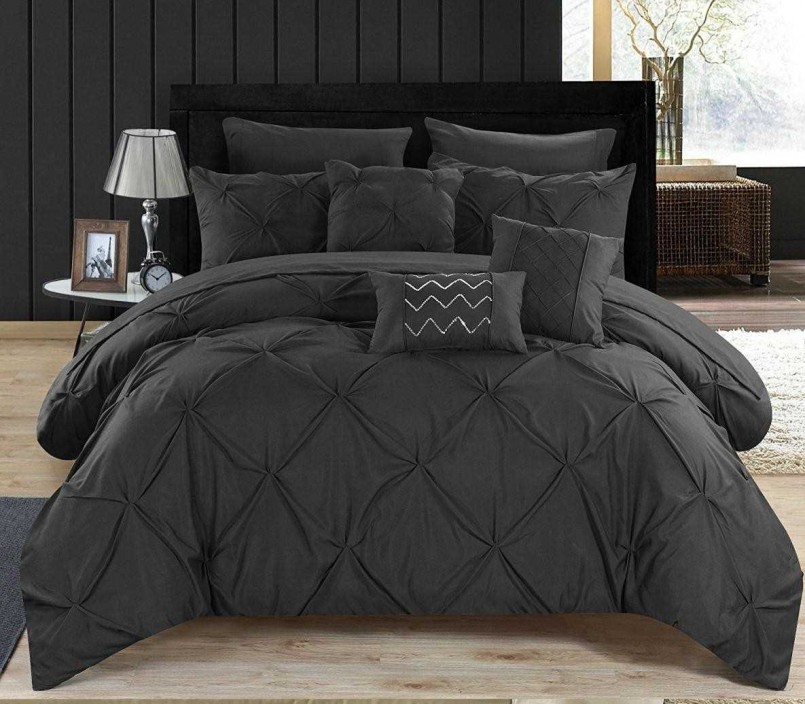 Gray Bedding Sets Queen | Sears Comforter Sets | Wayfair Bedspreads