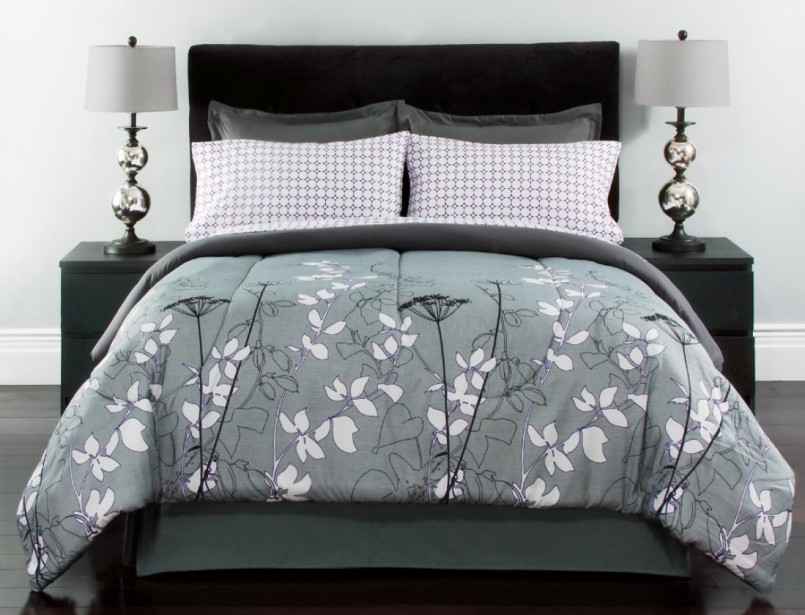 Grey And Pink Comforter | Sears Comforter Sets | Cheap Comforters