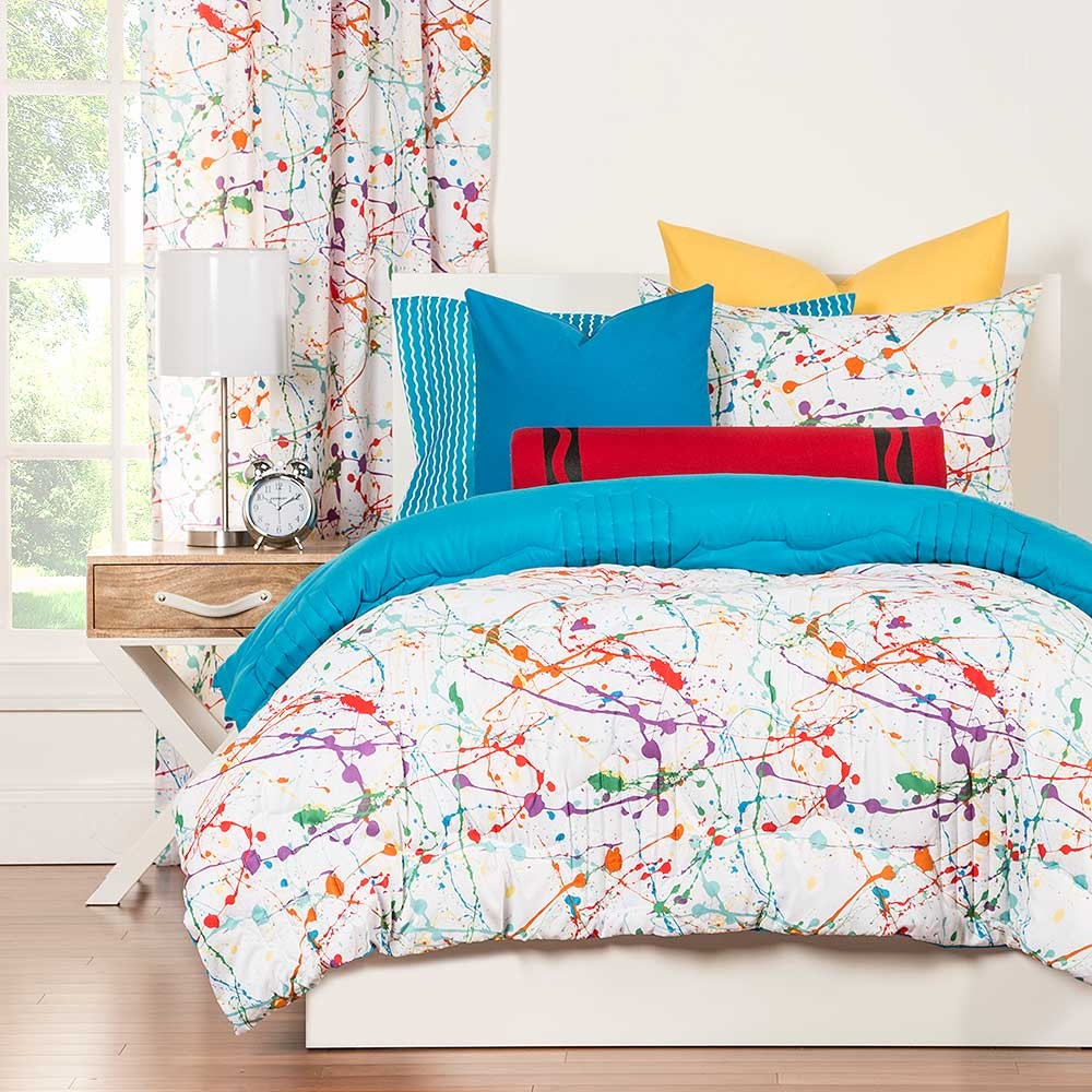 Horse Bedding for Girls | Horse Comforter | Girls Western Bedding