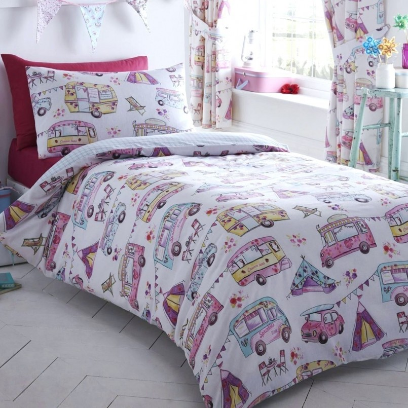 Horse Bedding For Girls | Pony Bedding Set | Cowgirl Bedding Sets