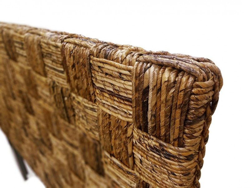 King Size Wicker Headboard | Woven Headboards | Seagrass Headboard King