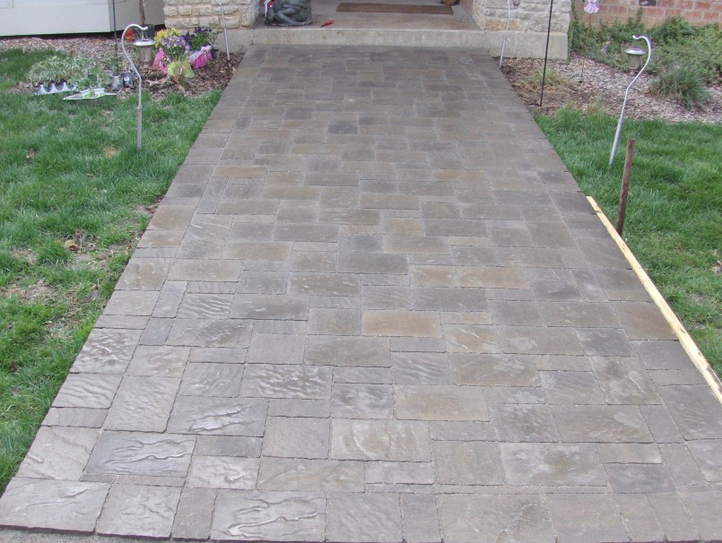 Landscaping Bricks At Lowes | Lowes Stepping Stones Walkway | Lowe`s Stepping Stones