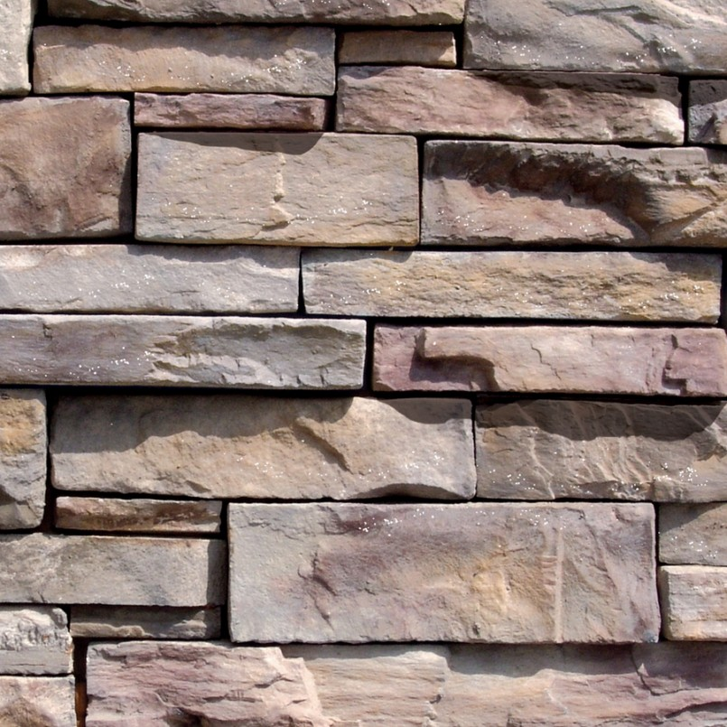 Ledgestone | Stone Veneer Lowes | Fake Brick Siding