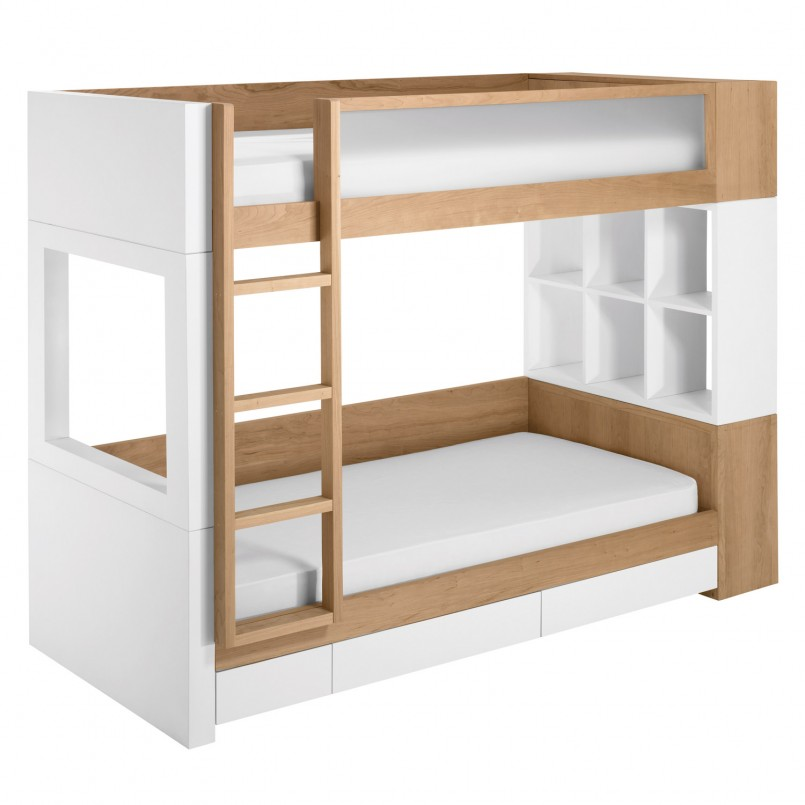 Loft Bed Space Saver | Modern Bunk Beds | Ikea Bunk Bed Reviews