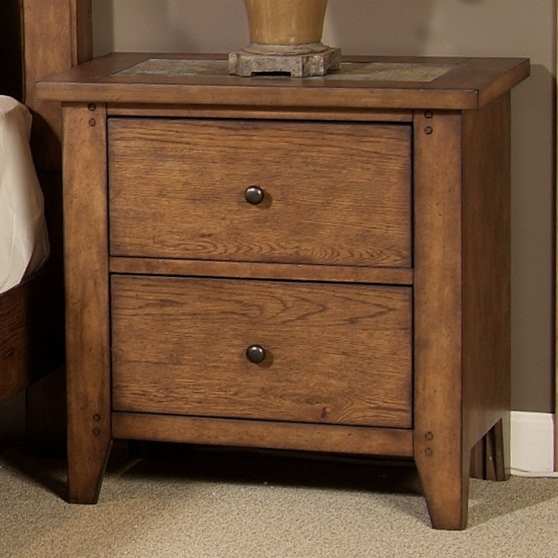 Magnificent Rustic Nightstand | Brilliant Rustic Nightstand