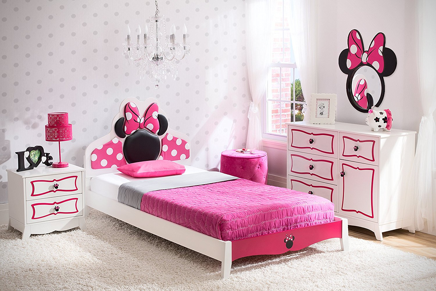 Mickey Mouse Nursery Wall Decor | Wall Stickers Mickey Mouse | Minnie Mouse Wall Decor