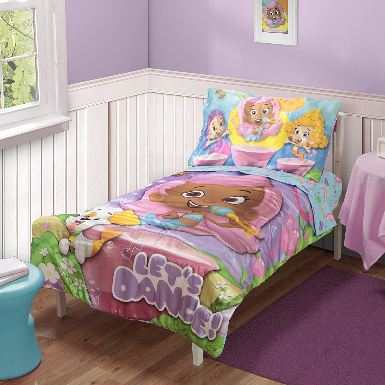 Minecraft Bedding Queen | Bubble Guppies Bedding | Jcpenney Kids Bedding
