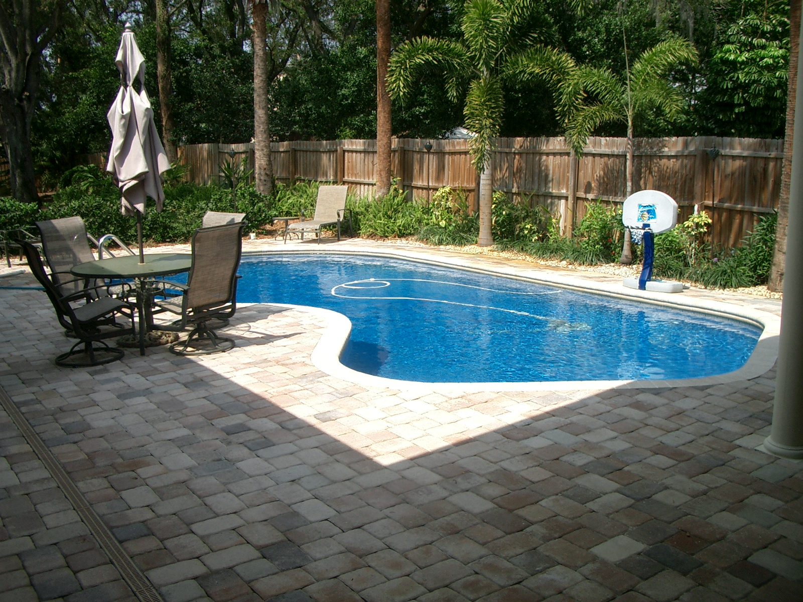 Mini Inground Swimming Pool | Backyard Pool Designs | Small Backyard Pools Designs