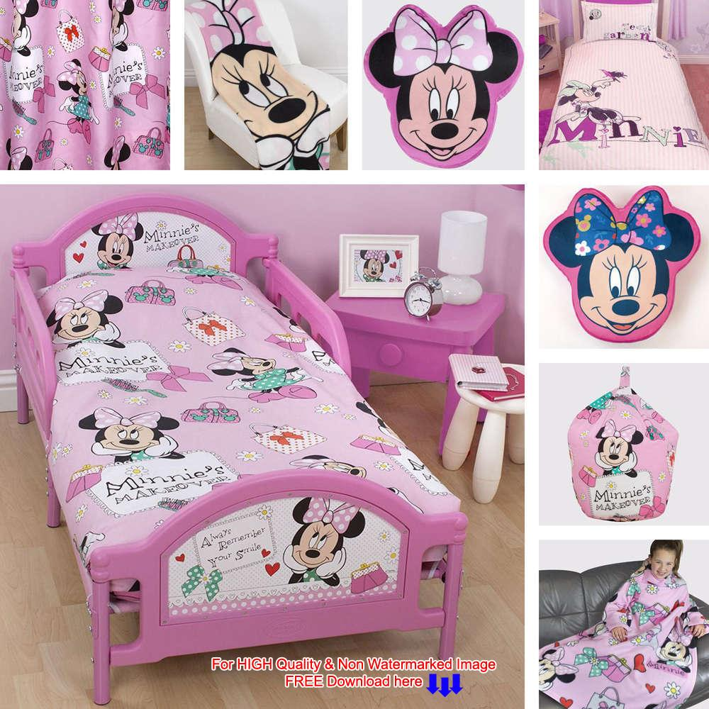 Minnie Mouse Shelves | Minnie Mouse Room Ideas | Minnie Mouse Wall Decor