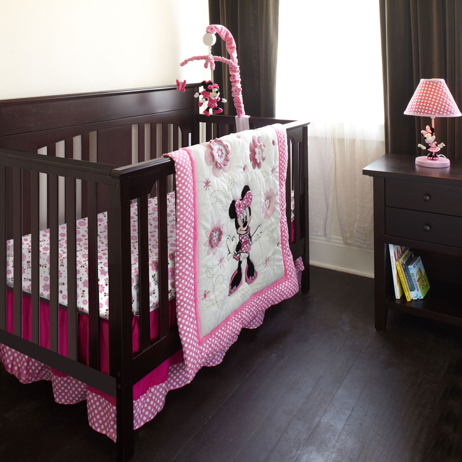 Minnie Mouse Wall Decor | Mickey And Minnie Decals | Minnie Mouse Wall Stickers
