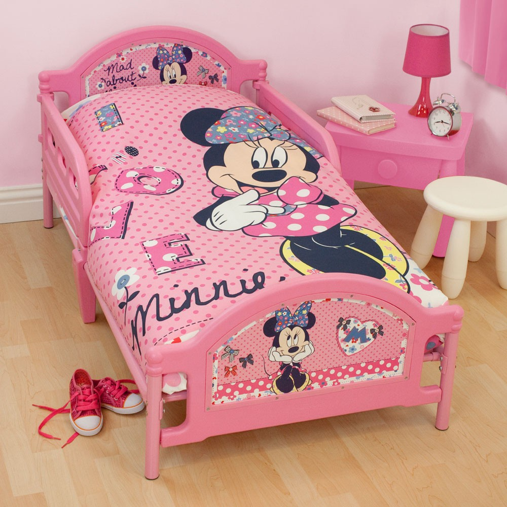 Minnie Mouse Wall Decor | Mickey and Minnie Mouse Wall Stickers | Minnie Mouse Chairs for Kids
