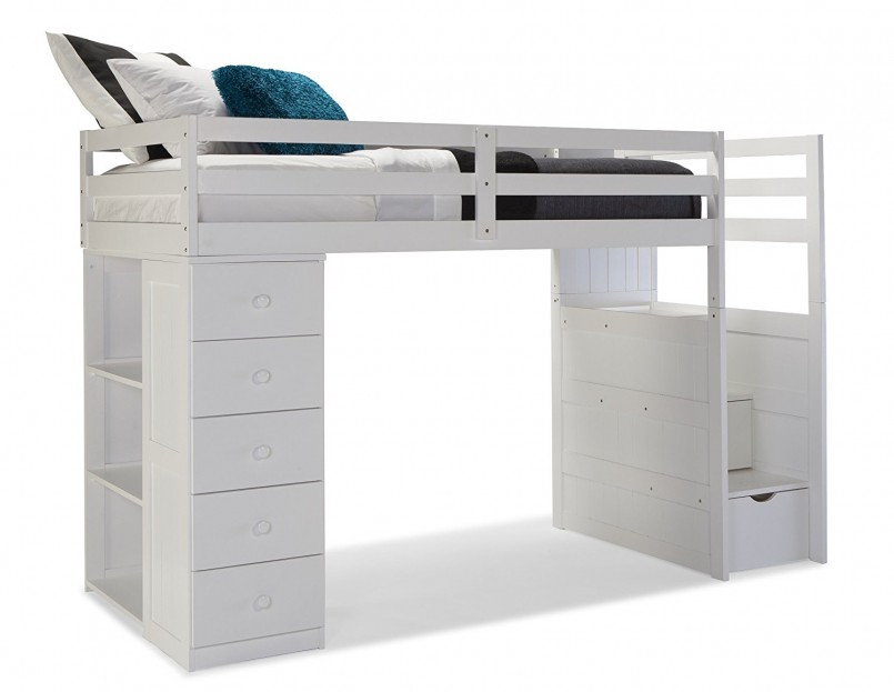 Miraculous Canwood Loft Bed | Captivating Canwood Whistler