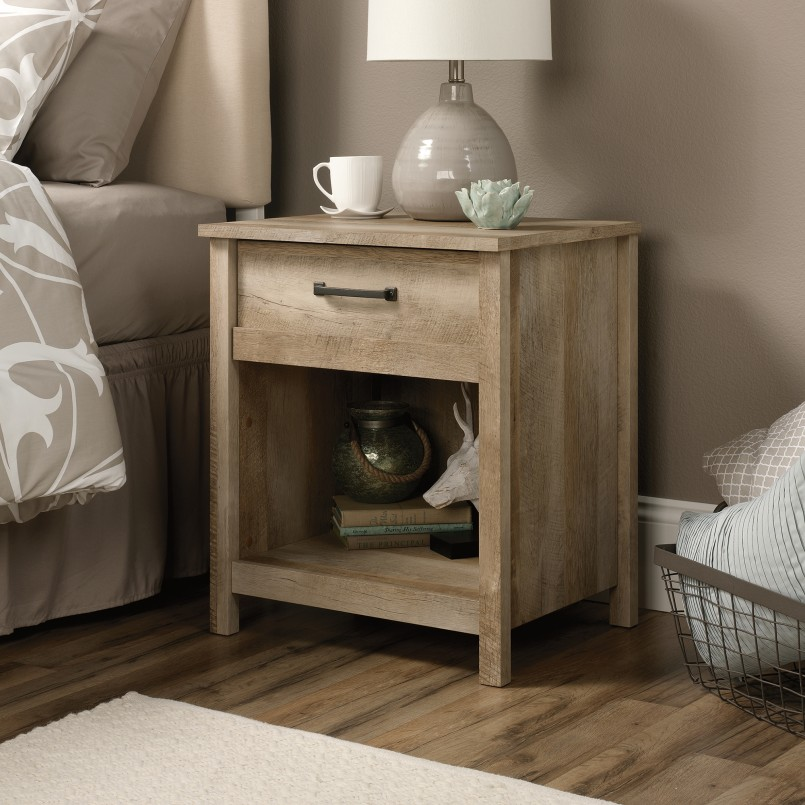 Miraculous Houzz Bedside Tables | Dazzling Rustic Nightstand
