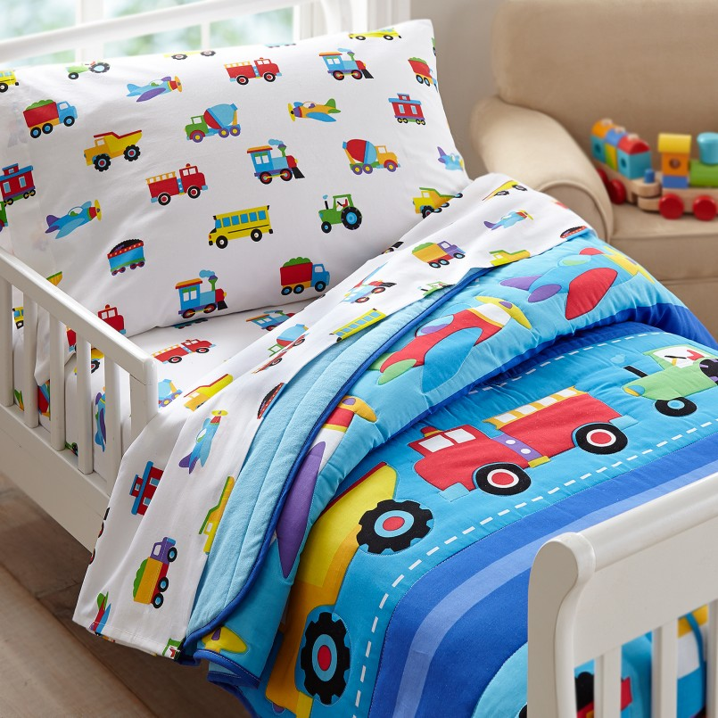 Monster Truck Bedding | Bubble Guppies Bed Set | Bubble Guppies Bedding