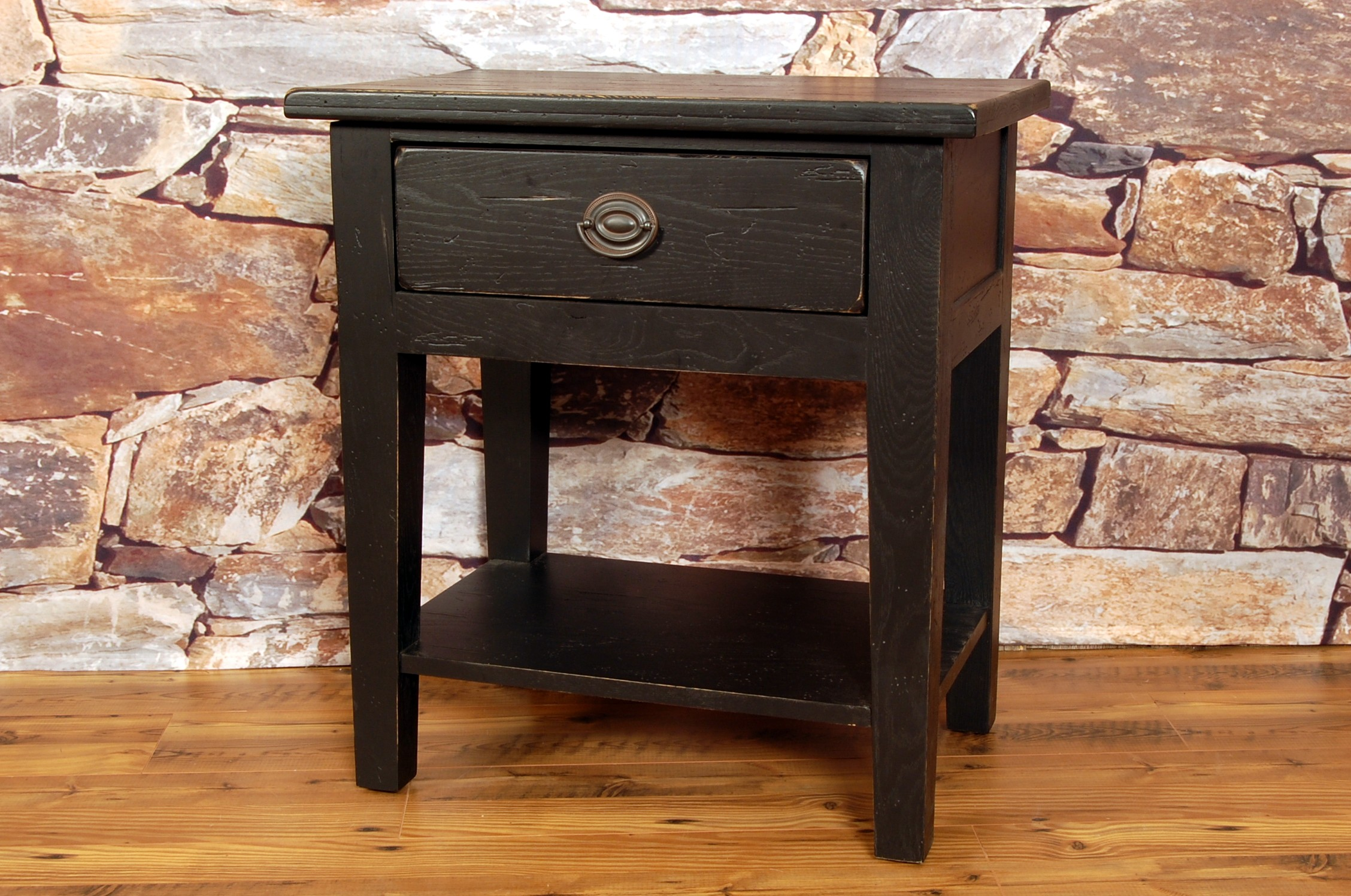 Nice Night Stands at Walmart | Remarkable Rustic Nightstand