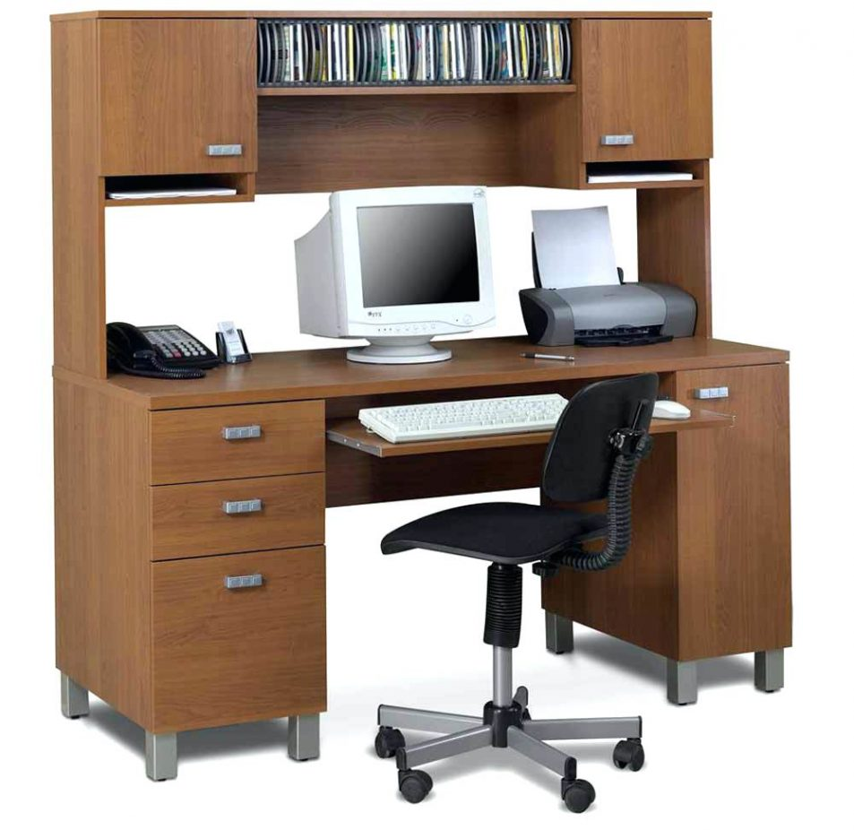 Perfect Style of Office Depot Desks for Your Workspace Ideas: Office Depot Desks | Desk With Hutch Office Depot | Office Depot Corner Desks
