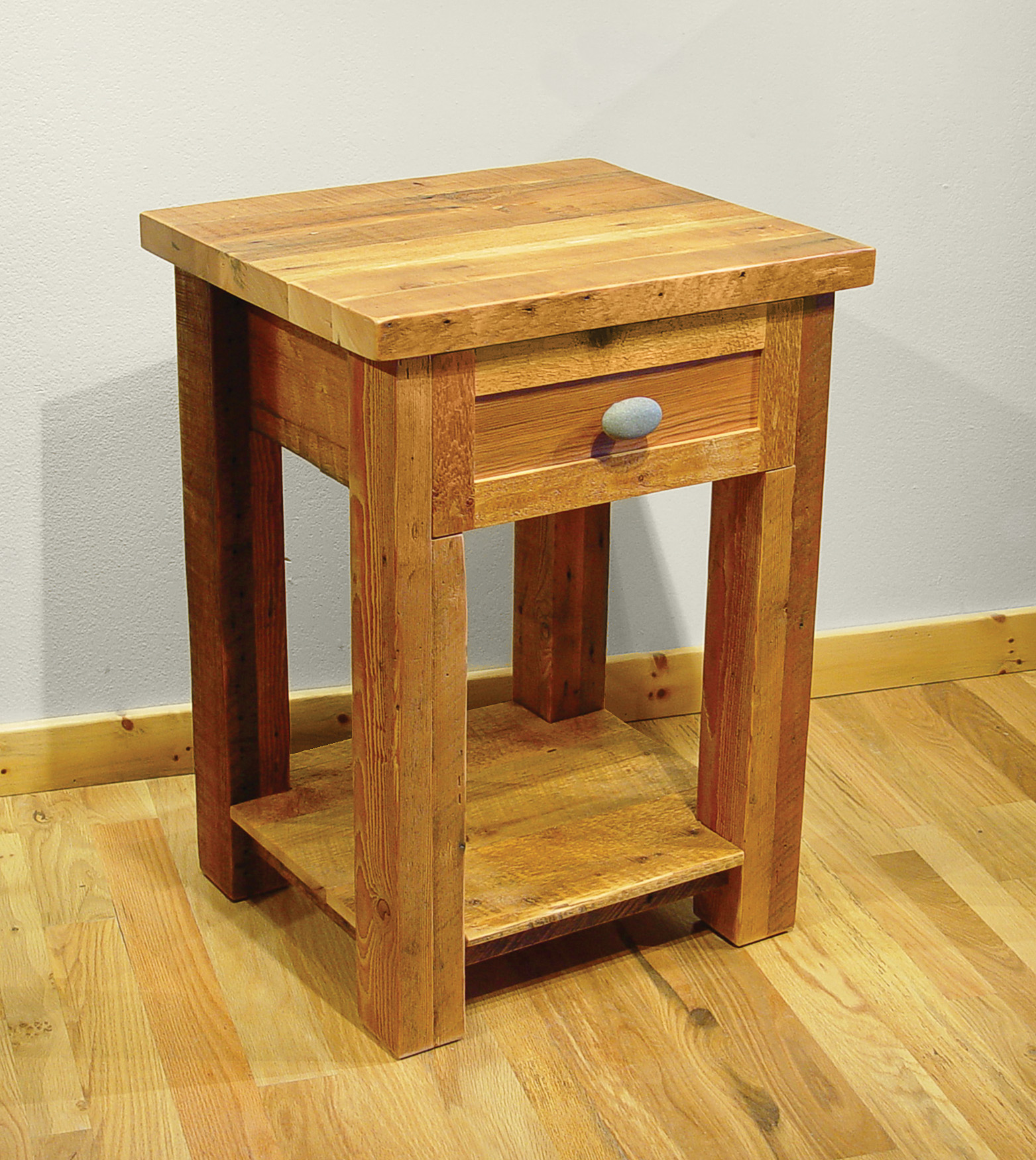 Outstanding Willow Bedside Table | Fantastic Rustic Nightstand