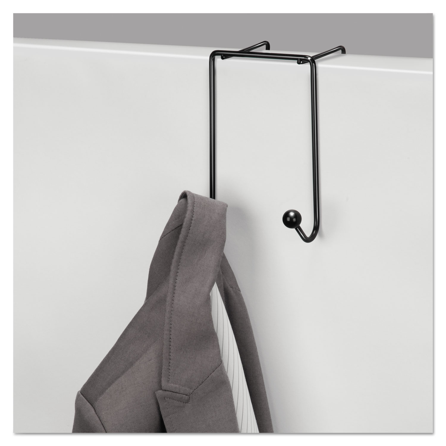 Over The Cubicle Coat Hook | Cubicle Coat Hook | Cubicle Picture Hangers