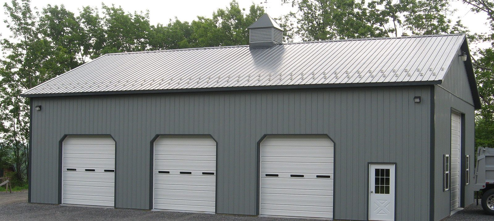 garage pole for and enchanting kits buildings prefab safe lowes kit stall tips menards cost depot equipment home tools barns barn building garages your