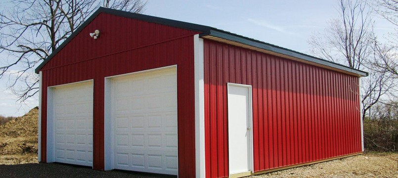 Pole Barns Pa | Pole Barns Kits | 30x40 Pole Barn Kits