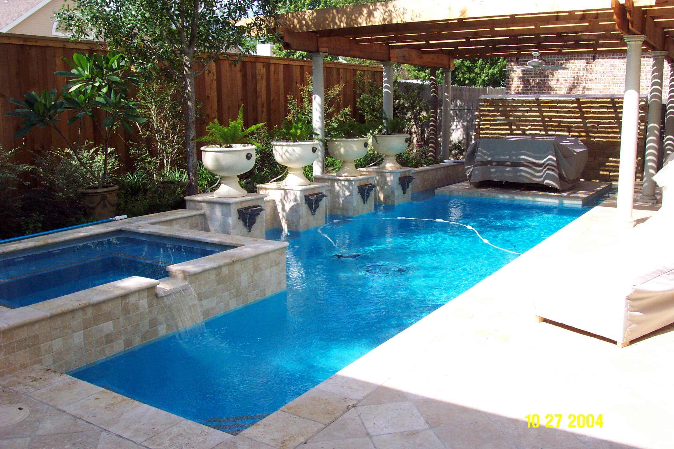 Cool Backyard Pool Designs for Your Outdoor Space: Pool Budget Calculator | Backyard Pool Designs | Mini Inground Pools