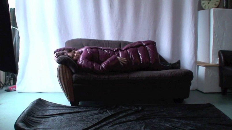 Purple Settee Sofa | Purple Sofa | Purple And Black Living Room Ideas