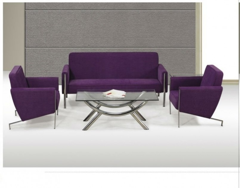 Purple Sofa Slipcover | Funky Leather Sofas | Purple Sofa