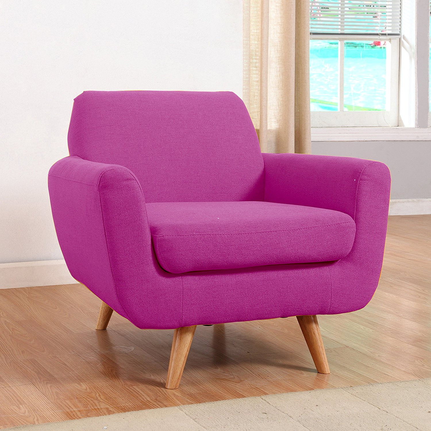Warm Purple Sofa to Complete Your Living Room Decor: Purple Velvet Sofa For Sale | Purple Sofa | Lavender Leather Sofa