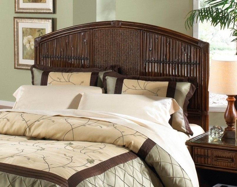 Rattan Headboards | Seagrass Queen Bed | Seagrass Headboard King